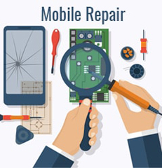Repare your mobile at very low cost
