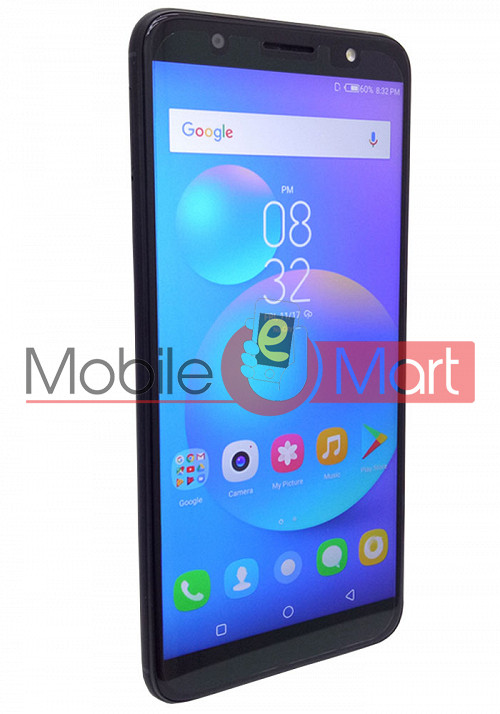 Lcd Display With Touch Screen Digitizer Panel For Tecno In 3
