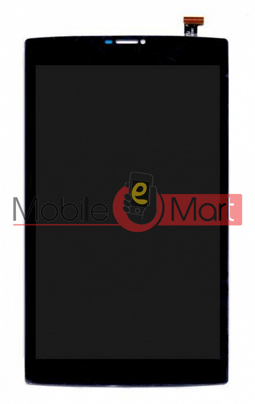 buy online b7508 c5826 Lcd Display With Touch Screen Digitizer Panel For Micromax Canvas Tab P680