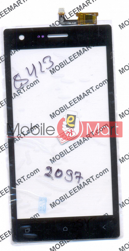 Touch Screen Digitizer For Micromax Canvas Xpress Q413
