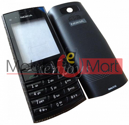 best service 48324 2ab3a Full Body Panel Nokia X2-02 Mobile Phone Housing Fascia Faceplate