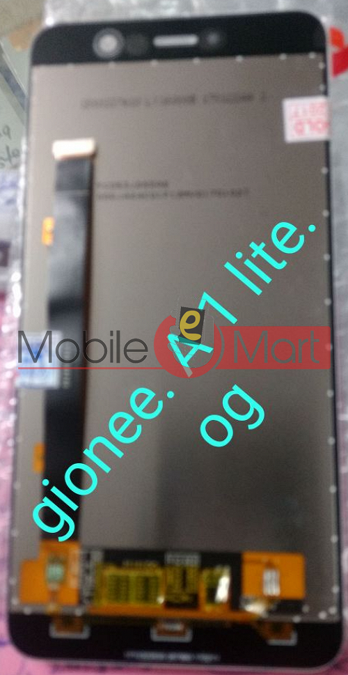 Lcd Display With Touch Screen Digitizer Panel For Gionee A1 Lite