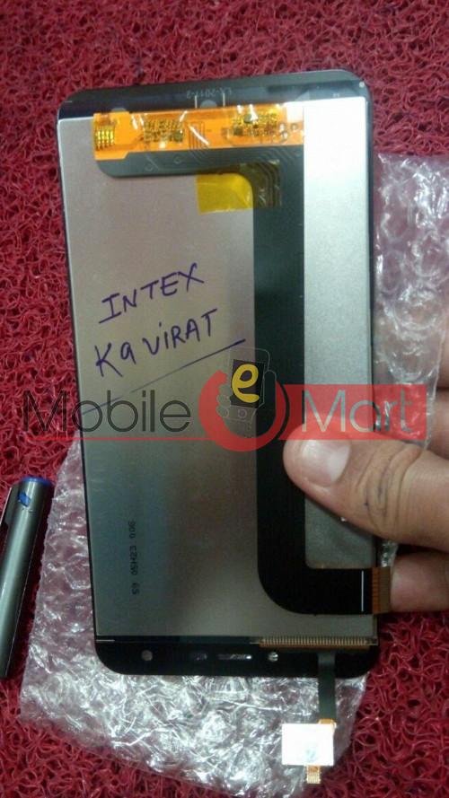 Lcd Display+Touch Screen Digitizer Panel For Karbonn K9 Viraat