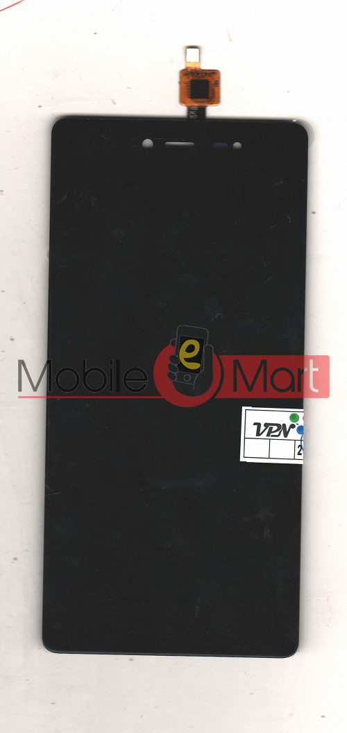 super popular 5848d 3a0db Lcd Display+Touch Screen Digitizer Panel For Micromax Canvas 5 E481