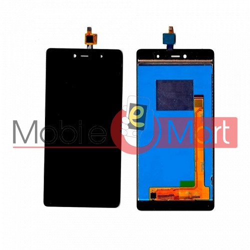 Lcd Display+Touch Screen Digitizer Panel For Micromax Canvas 5 E481