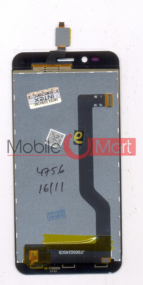 Lcd Display+Touch Screen Digitizer Panel For Intex Cloud Swift