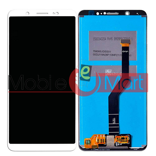 Lcd Display With Touch Screen Digitizer Panel For Vivo V7 Plus