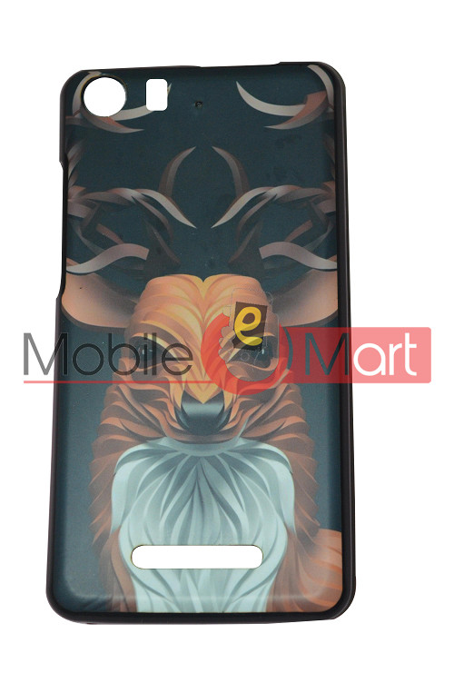 save off 96f7c 3f2fc Fancy Mobile Back Cover For Micromax Canvas Spark-2 / q-334
