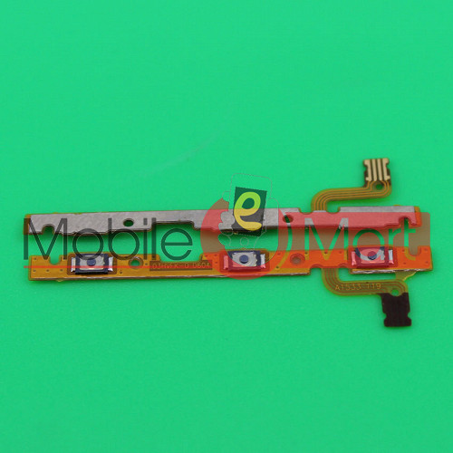 Power On Off Volume Button Key Flex Cable For Vivo Y21L