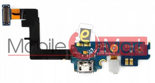 Charging Connector Port Flex Cable For Vivo V3