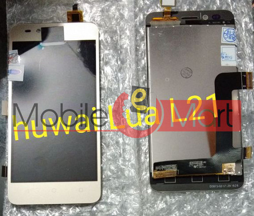 Lcd Display With Touch Screen Digitizer Panel For Huawei Y3 II 2 LUA-L21