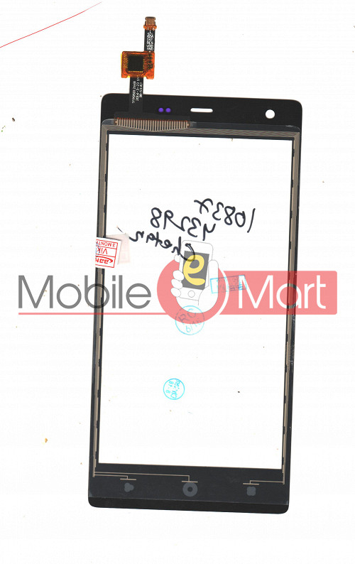 outlet store daef9 46ecc Touch Screen Digitizer For Micromax Canvas 5 Lite Q462