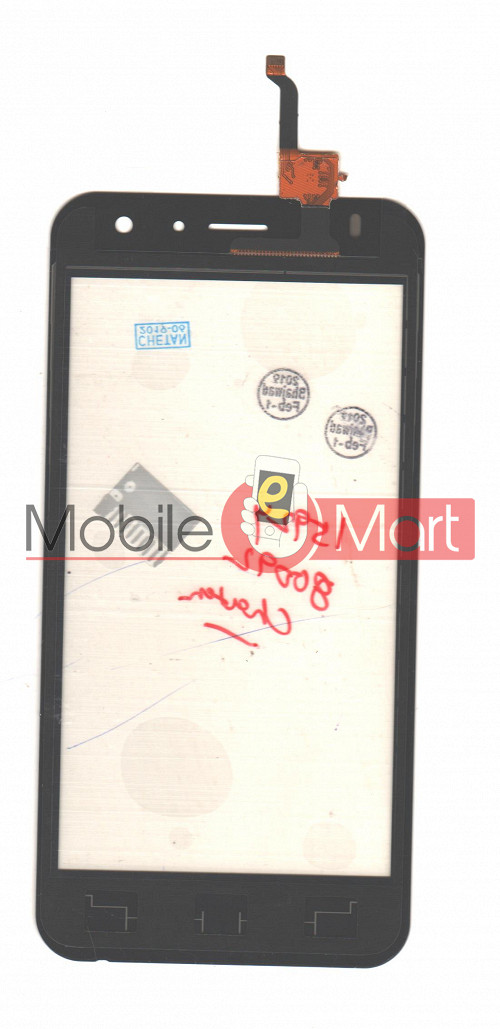 huge selection of 4a608 66fb2 Touch Screen Digitizer For Intex Aqua S3