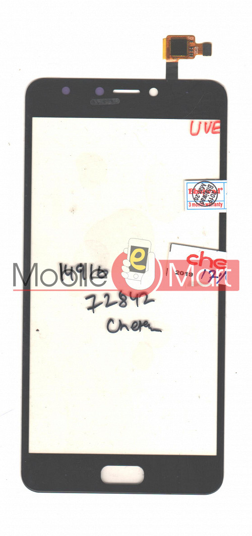 Touch Screen Digitizer For Infinix Note 4 x572