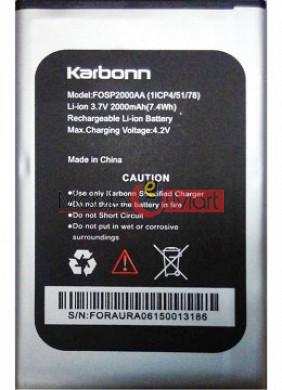 Mobile Battery For Karbonn A26