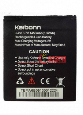 Mobile Battery For Karbonn A6 Turbo