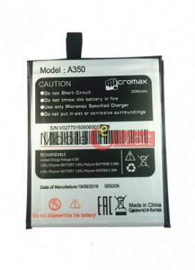 Mobile Battery For Micromax Canvas Knight A350