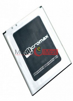 Mobile Battery For Micromax X252