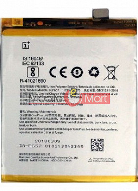 Mobile Battery For OnePlus 6