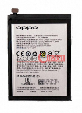 Mobile Battery For Oppo F1s A1601