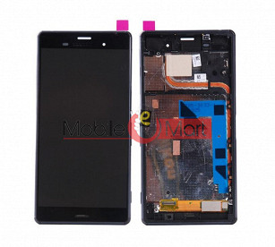 Lcd Display With Touch Screen Digitizer Panel For Sony Xperia Z3 Dual D6633