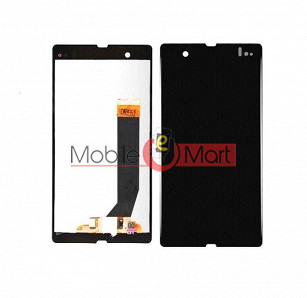 Lcd Display With Touch Screen Digitizer Panel For Sony Xperia Z C6603