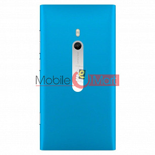 Back Panel For Back Cover for Nokia Lumia 800 Blue