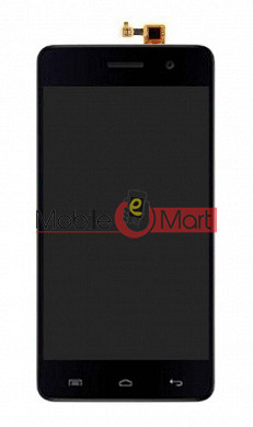 Lcd Display With Touch Screen Digitizer Panel For Micromax A106 Unite 2