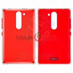 Back Panel For Nokia Asha 502 Dual SIM