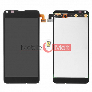 Lcd Display With Touch Screen Digitizer Panel For Microsoft Lumia 640 Dual SIM