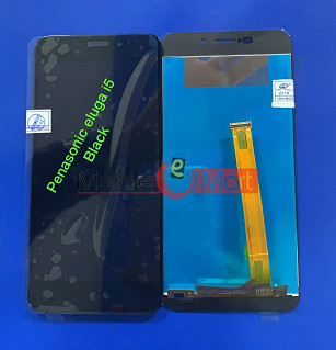 Lcd Display With Touch Screen Digitizer Panel For Panasonic Eluga i5