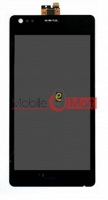 Lcd Display With Touch Screen Digitizer Panel For Sony Xperia M C1904