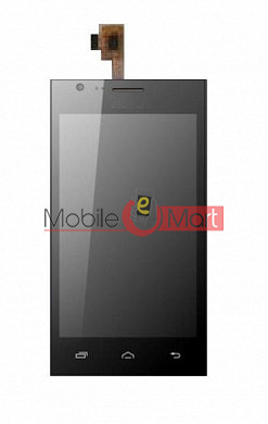 Lcd Display With Touch Screen Digitizer Panel For XOLO A550S IPS