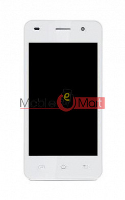 Lcd Display With Touch Screen Digitizer Panel For IBall Andi 4P Class X