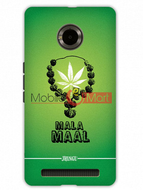 Fancy 3D Malamaal Mobile Cover For Micromax Bolt Q336