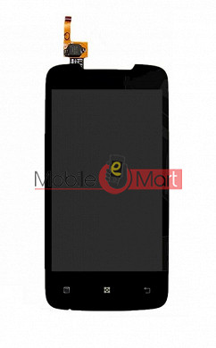 Lcd Display With Touch Screen Digitizer Panel For Lenovo A390