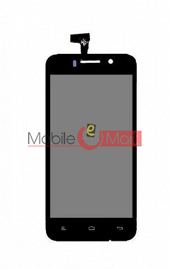 Lcd Display With Touch Screen Digitizer Panel For XOLO Q800 X(Edition)