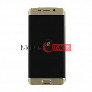 Lcd Display With Touch Screen Digitizer Panel For Samsung Galaxy S6 edge (CDMA)