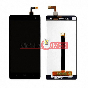 Lcd Display With Touch Screen Digitizer Panel For Xiaomi Mi4 Limited Edition Wood Cover 16GB