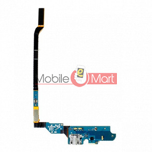 Charging Connector Port Flex Cable For Charging Connector Flex Cable For Samsung Galaxy S4 i9500 With Charging Port And Dock Connector