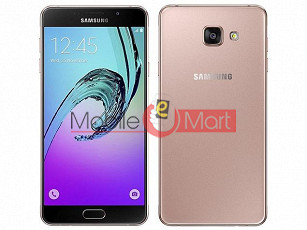 Touch Screen Glass For Samsung Galaxy A7 (2016)