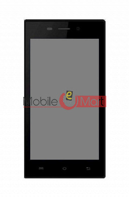 Lcd Display With Touch Screen Digitizer Panel For Karbonn A6 Turbo