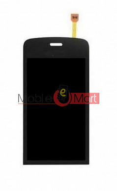 Lcd Display With Touch Screen Digitizer Panel For Nokia C5(03)