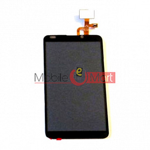 Lcd Display With Touch Screen Digitizer Panel For Nokia E7