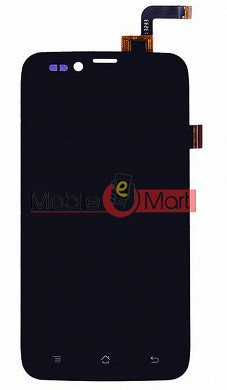 Lcd Display With Touch Screen Digitizer Panel For Archos 53 Titanium