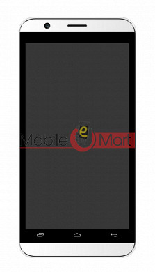 Lcd Display With Touch Screen Digitizer Panel For Intex Cloud Force
