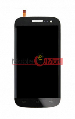 Lcd Display With Touch Screen Digitizer Panel For Micromax Canvas HD A116