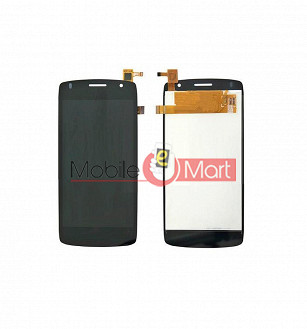 Lcd Display With Touch Screen Digitizer Panel For Micromax Canvas Beat A114R
