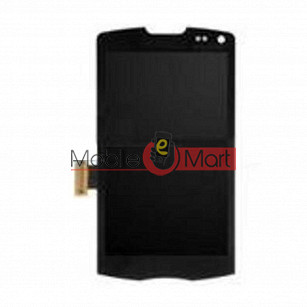Lcd Display With Touch Screen Digitizer Panel For Samsung M210S Wave2