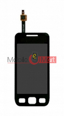 Lcd Display With Touch Screen Digitizer Panel For Samsung S5250 Wave525